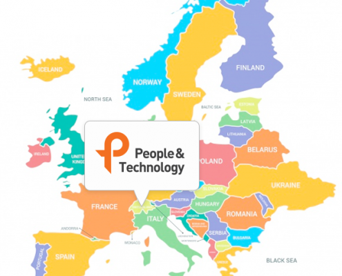 IndoorPlus NEWS EU Subsidiary PEOPLE AND TECHNOLOGY Beacon RTLS and Indoor LBS