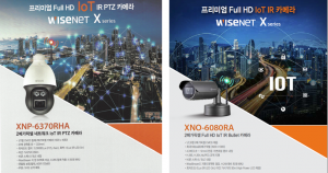 People & Technology IoT RTLS USB Type BLE Scanner / Gateway embedded with Hanwha Techwin CCTV